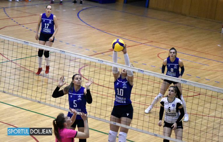 SCM U Craiova învins pe CSU Oradea în primul meci al turneului