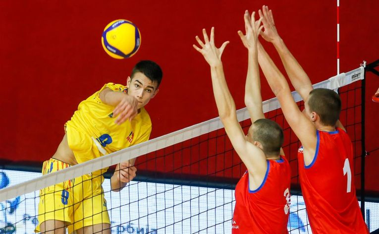 Cristian Chițigoi este căpitanul naționalei Under 17 a României