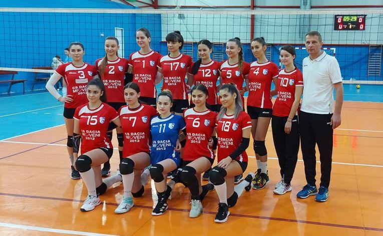Dacia Mioveni s-a calificat în turneul de promovare al Diviziei A1