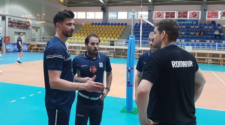Cristian Bartha a fost căpitanul echipei României