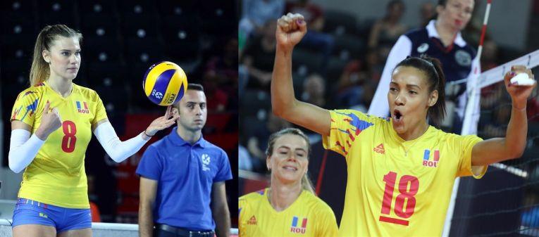 Adelina Ungureanu și Nneka sunt ambasadoarele României la Campionatul European