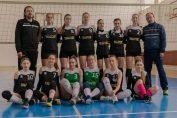 Echipa de junioare CSS Bacău pentru campionatul 2020/ 2021