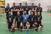 CSU Brașov, după ultimul meci disputat în Divizia A1 la volei masculin