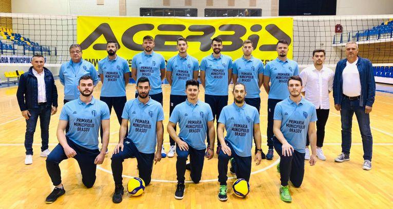 CSU Brașov a rezistat doar un an în Divizia A1