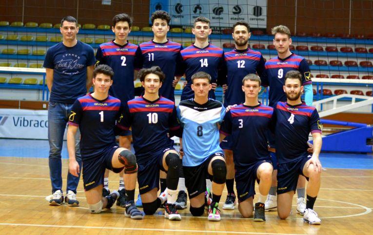 Echipa de juniori LAPI Dej pentru sezonul 2020/ 2021