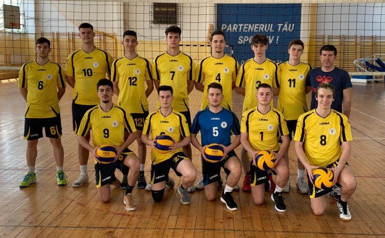 Echipa de juniori LPS Bihorul Oradea
