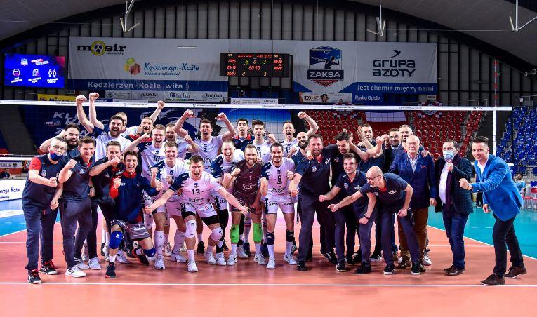 ZAKSA a eliminat în sferturi pe Lube Civitanova și în semifinale pe Zenit Kazan