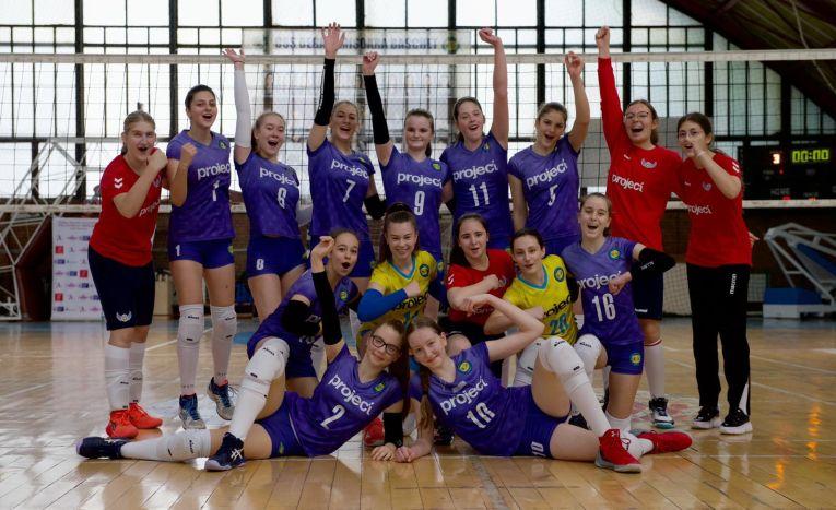 Echipa de cadete Bega Timișoara s-a calificat la turneul final