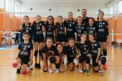 Echipa de minivolei CSV Craiova pentru campionatul 2020/ 2021