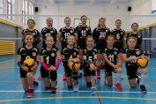 Echipa de minivolei Atomic Blaj din campionatul 2020/ 2021