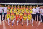 Naționala feminină de volei a României înaintea primului meci din Golden League 2021