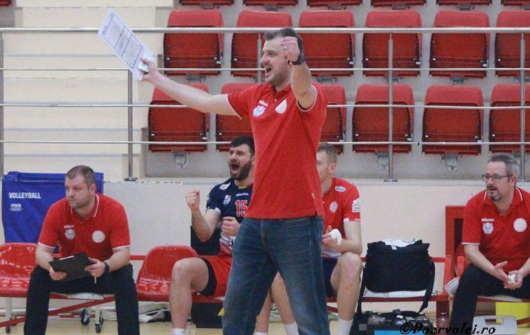 Sergiu Stancu este noul selecționer al României