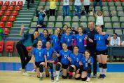 CS Campulung Muscel, echipa calificată la turneul final al campionatului de minivolei 2020/ 2021