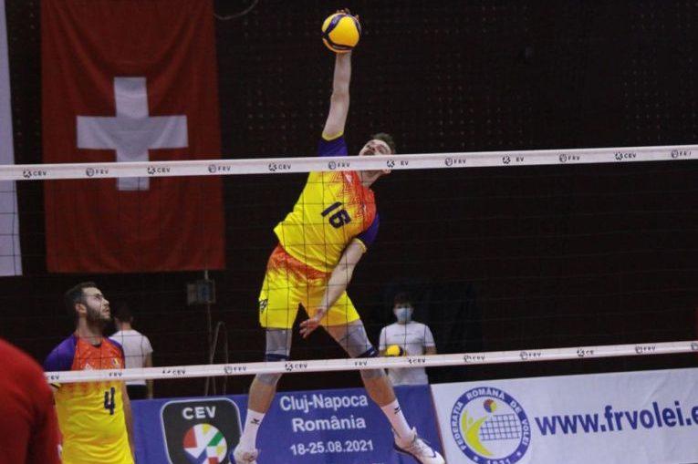 Rareș Bălean a jucat fals în meciul cu Ucraina