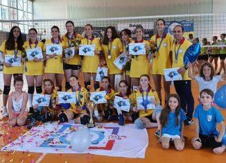 CSM București a câștigat titlul de campioană a speranțelor în campionatul 2020/ 2021
