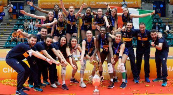 Italia a cucerit titlul la Campionatul Mondial Under 20