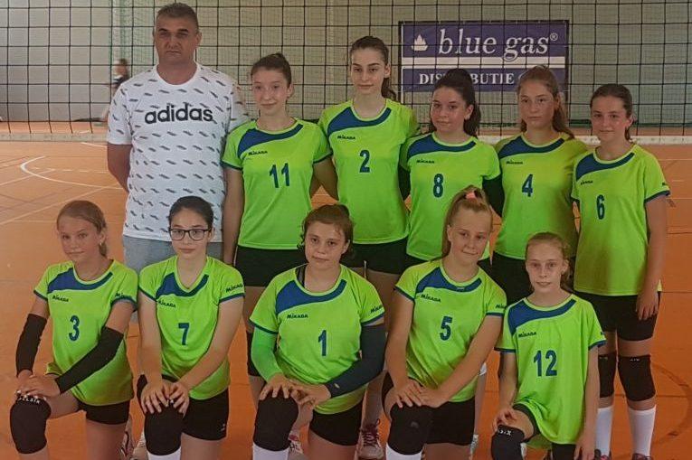 Echipa de speranțe CSS Târgoviște la turneul final al campionatului 2020/ 2021