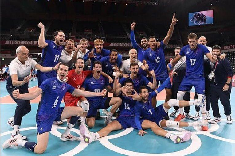 Franța s-a calificat pentru prima dată în finala Jocurilor Olimpice