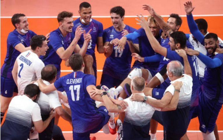 Naționala Franței a cucerit titlul olimpic