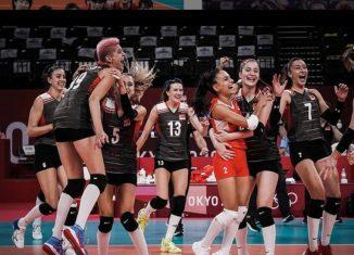 Turcia s-a calificat în sferturile e finală ale Jocurilor Olimpice