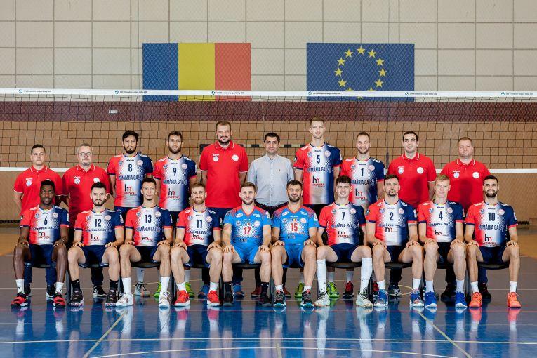Arcada Galați pentru sezonul 2021/ 2022