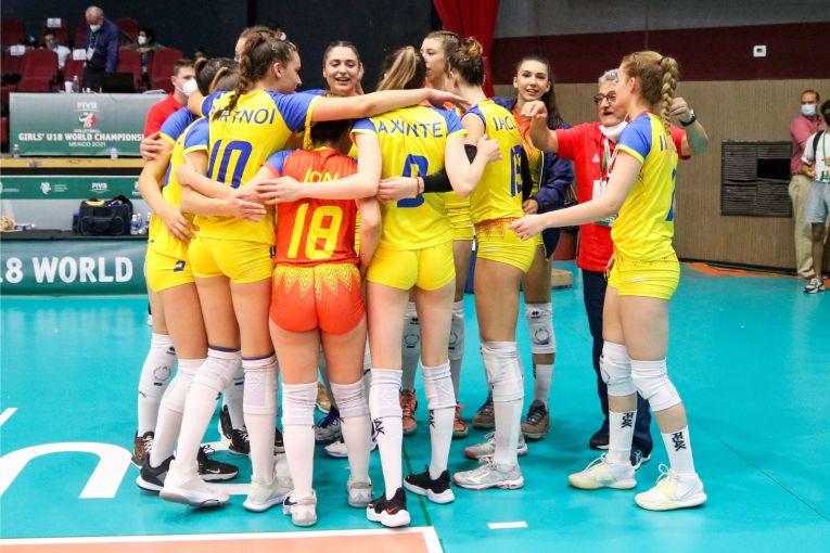 România este în sferturile Campionatului Mondial Under 18