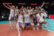 Serbia s-a calificat în semifinalele Campionatului European