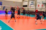 Arcada Galati, la antrenamentul oficial dinaintea meciului din Liga Campionilor
