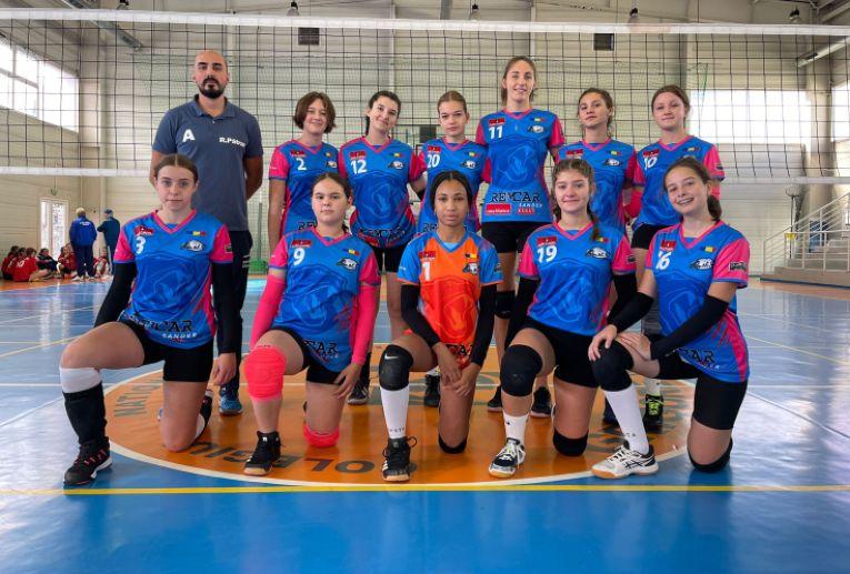 Echipa de cadete Bravol Brașov 1 pentru sezonul 2021/ 2022