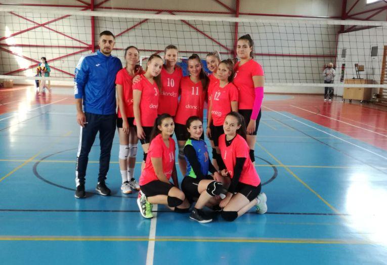 Echipa de cadete Silvania Sport pentru sezonul 2021/ 2022