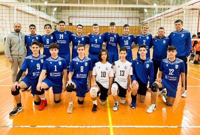 Echipa de cadeți CSM București, pentru sezonul 2021/ 2022