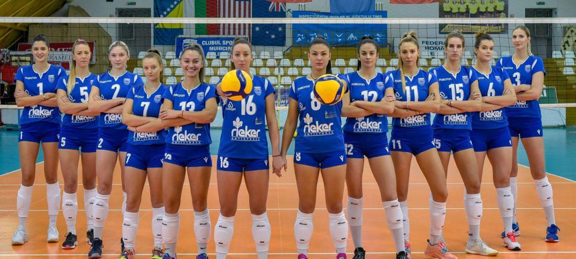 CSM Lugoj, echipa pentru sezonul 2021/ 2022