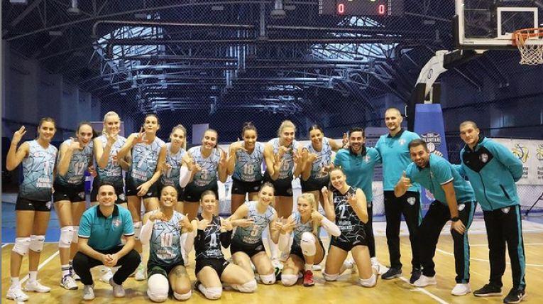 CSO Voluntari și bucuria victoriei din prima etapă a campionatului 2021/ 2022