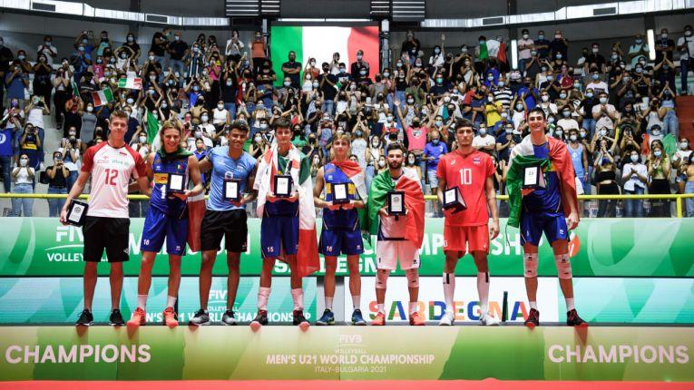 Echipaideală a Campionatului Mondial Under 21