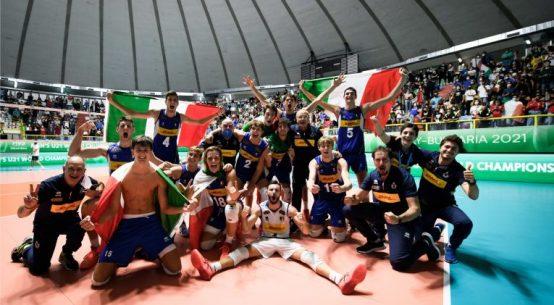 Italia este campioana mondială Under 21 (FOTO: FIVB)
