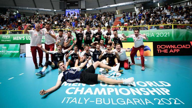 Polonia a cucerit medaliile de bronz la Campionatul Mondial Under 21