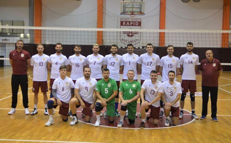 Rapid, echipa pentru campionatul 2021/ 2022