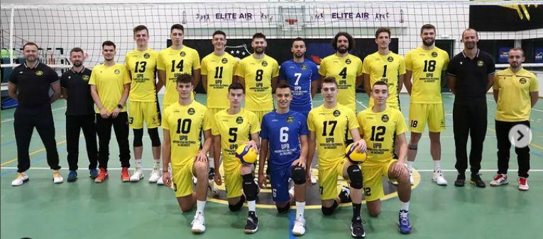 Știința București, echipa pentru campionatul 2021/ 2022