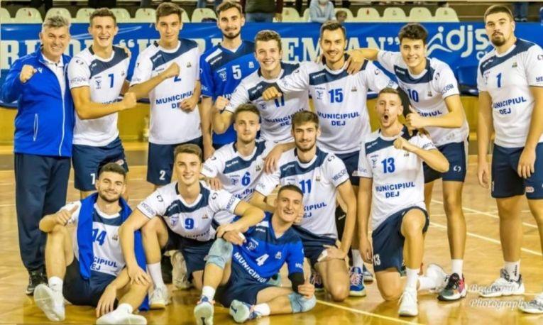 Unirea Dej, după victoria de la Cluj-Napoca