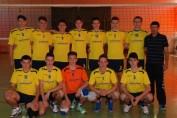 Bihorul Oradea volei juniori echipa