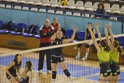 U Cluj volei feminin echipa