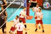 Polonia volei bucurie turneu masculin