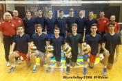cadeti nationala volei romania echipa