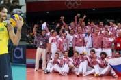 giba nationala volei rusia londra jocuri olimpice