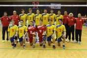 romania volei cadeti nationala echipa