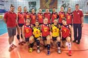 echipa nationala volei under 18 romania
