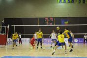 romania under 18 volei