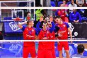 Steaua volei echipa masculin