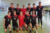 LAPI Dej va disputa finala campionatului national de volei pentru juniori