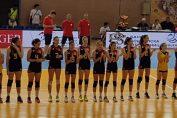 Romania Under 16 echipa nationala volei feminin